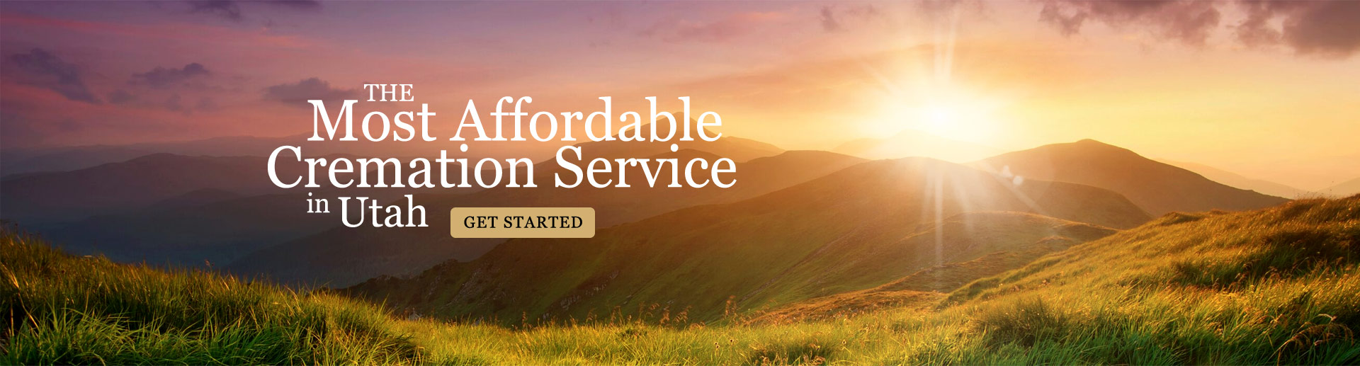 The most affordable cremation service in utah graphic
